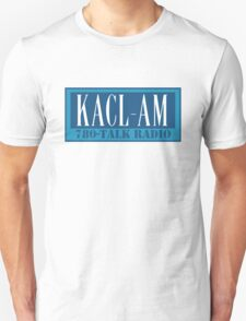 KACL AM – Frasier Crane, 780, Seattle T-Shirt