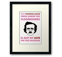 Love, Edgar Framed Print