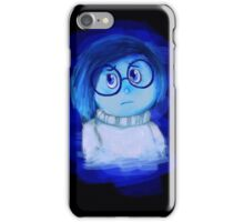 Sadness from Inside Out - Accessories and Merch iPhone Case/Skin