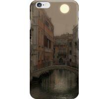 Night in Venice iPhone Case/Skin