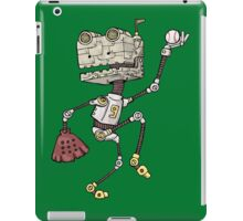 Sports Robot iPad Case/Skin