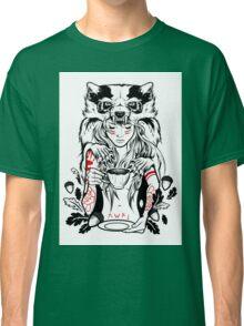 Native English Girl Classic T-Shirt
