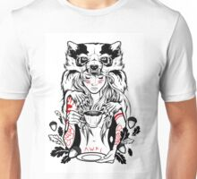Native English Girl Unisex T-Shirt