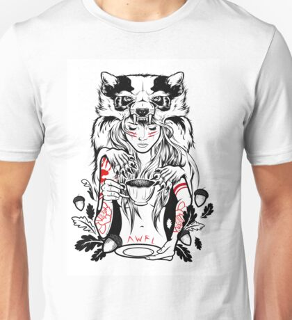 Native English Girl Unisex T-Shirt