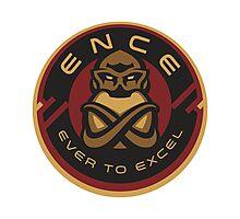 ENCE logo from CS:GO Photographic Print