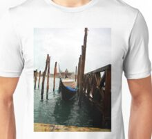 Beautiful venice cityscape. Unisex T-Shirt