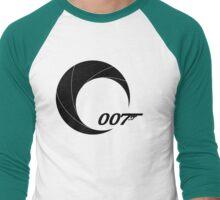 007 james bond Men's Baseball ¾ T-Shirt