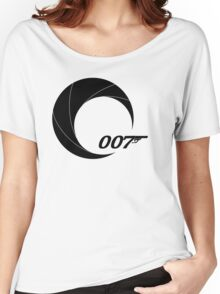 007 james bond Women's Relaxed Fit T-Shirt