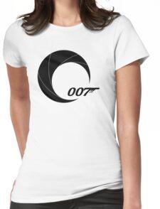 007 james bond Womens Fitted T-Shirt