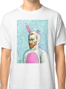 Van Gogh bunny costume Classic T-Shirt