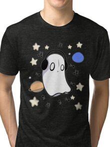 Undertale - napstablook Tri-blend T-Shirt