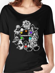 Undertale Funny Women's Relaxed Fit T-Shirt