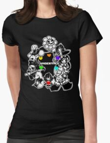 Undertale Funny Womens Fitted T-Shirt