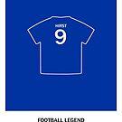 David Hirst - Football Legend by springwoodbooks