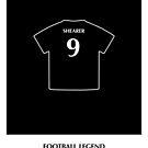 Alan Shearer - Football Legend by springwoodbooks