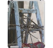 old scale iPad Case/Skin