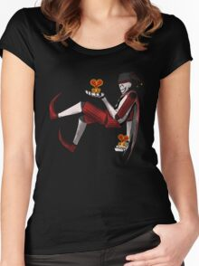Jack of Hearts - Child's Play Women's Fitted Scoop T-Shirt