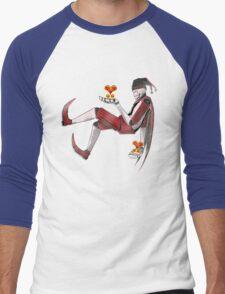Jack of Hearts - Child's Play Men's Baseball ¾ T-Shirt