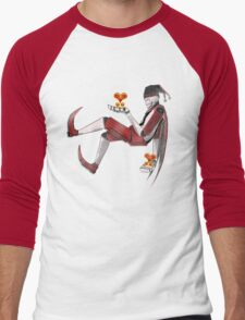 Jack of Hearts - Child's Play Men's Baseball ¾ T-Shirt
