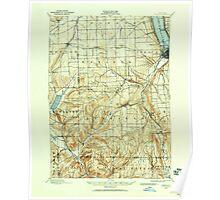 New York NY Ithaca 130084 1893 62500 Poster