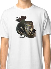 Salvage On The Ocean Floor  Classic T-Shirt