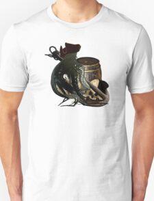 Salvage On The Ocean Floor  T-Shirt