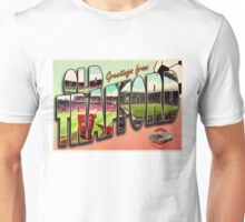 Greetings from Old Trafford (Manchester United FC) Unisex T-Shirt