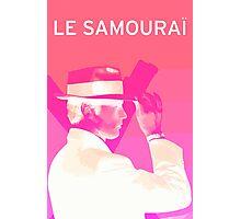 Le Samourai 1 Photographic Print