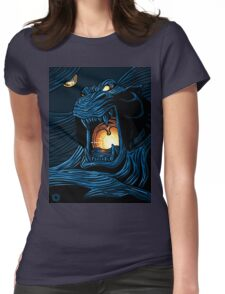 Cave of Wonders Womens Fitted T-Shirt