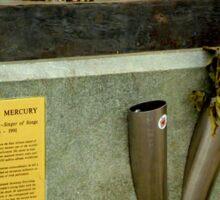 Foot of Freddie Mercury Sticker