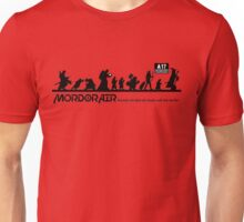 Mordor Air Unisex T-Shirt