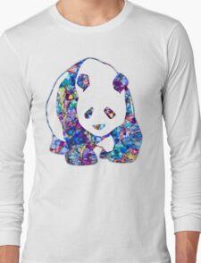 Playful Panda Long Sleeve T-Shirt