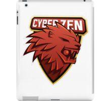 CyberZEN logo from CS:GO iPad Case/Skin