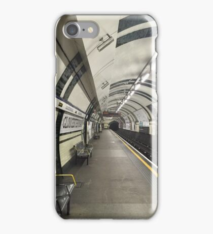 Glouchester Road iPhone Case/Skin