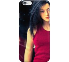 Futuristic Female is she real or a Robot iPhone Case/Skin