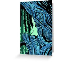 Grandmother Willow Greeting Card