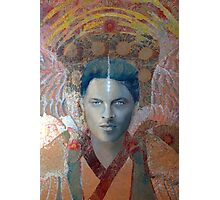 Archangel Uriel Photographic Print