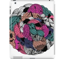 Flower Ball iPad Case/Skin