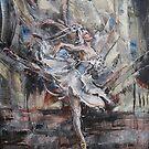 The White Swan by Stefano Popovski