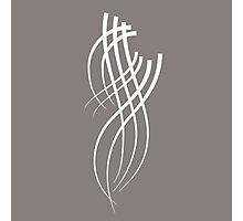 Typographic G Photographic Print