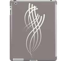 Typographic G iPad Case/Skin