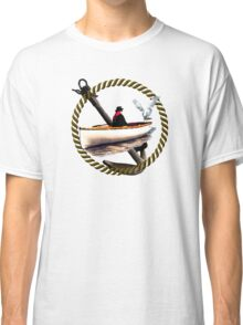 Making Friends At Sea Classic T-Shirt