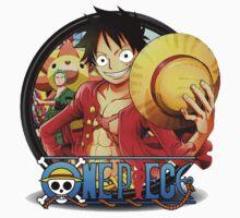 Luffy One Piece - Short Sleeve