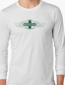 Morgan Motor Car Company Long Sleeve T-Shirt