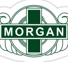 Morgan Motor Car Company Sticker