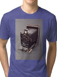 Antique Camera Tri-blend T-Shirt