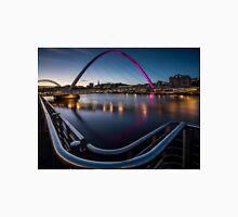 The Millennium Bridge Gateshead Classic T-Shirt