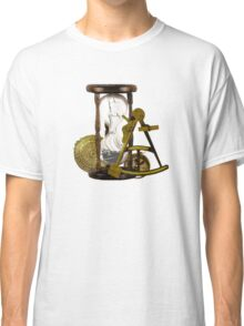 Calculating Time And Direction At Sea  Classic T-Shirt