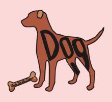 Dog & Bone One Piece - Long Sleeve