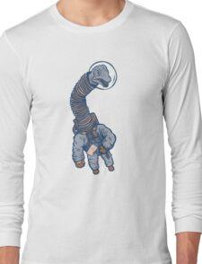 Astro Brachiosaurus Long Sleeve T-Shirt